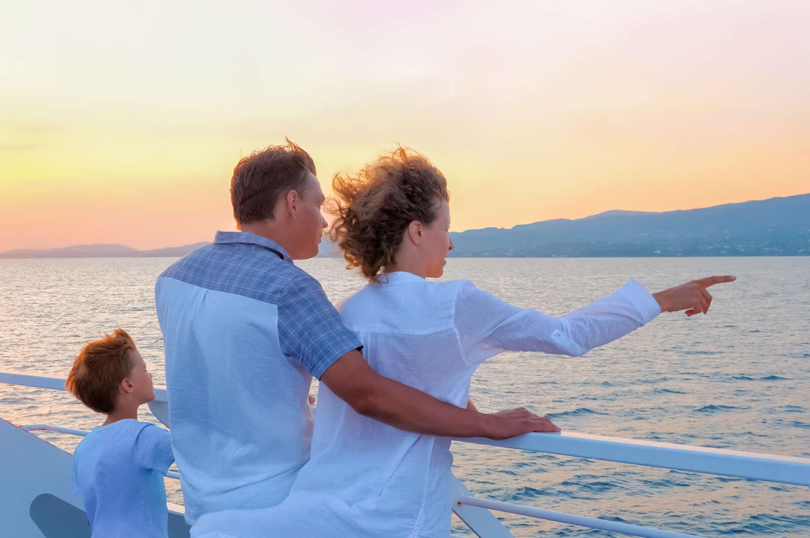 TravelBrands Cruises by Encore - $0 Deposit-No deposit until 6 months prior to sailing!