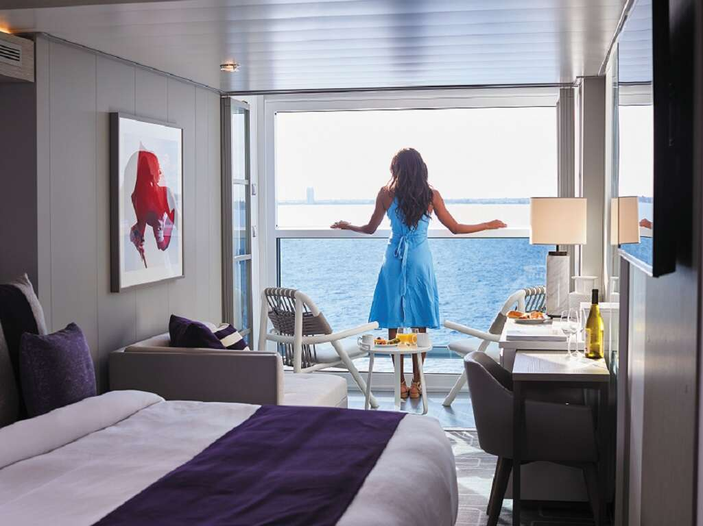 Celebrity Cruises - Book an oceanview stateroom or higher and receive $75 Onboard Credit