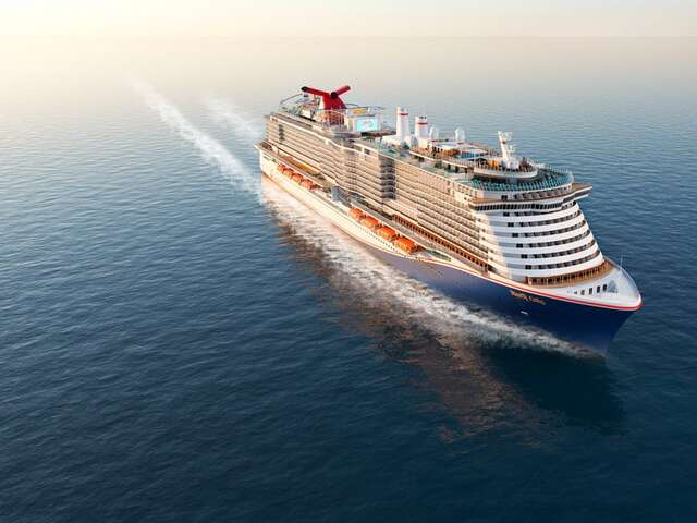 Carnival Cruise Line  - Hello Future. Hello Fun.