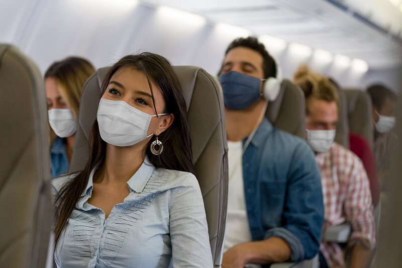 CDC Issues Order Requiring Travelers To Wear Face Masks