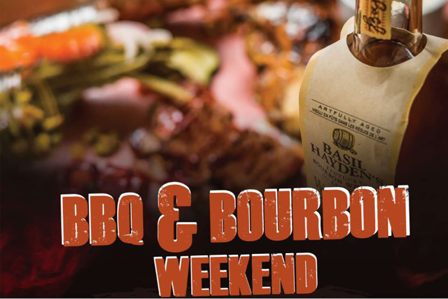 BBQ & Bourbon Weekend Package