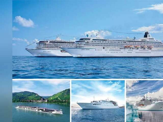 Crystal Cruises to require proof of vaccination from all guests