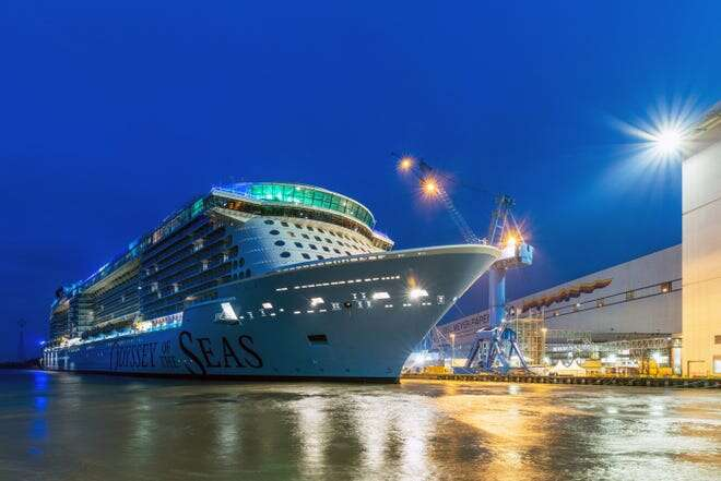 Royal Caribbean will offer 'fully vaccinated' cruise with sailings starting in Israel