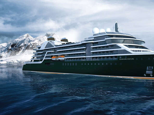 Seabourn Unveils New Expedition Itineraries for Summer & Fall 2022