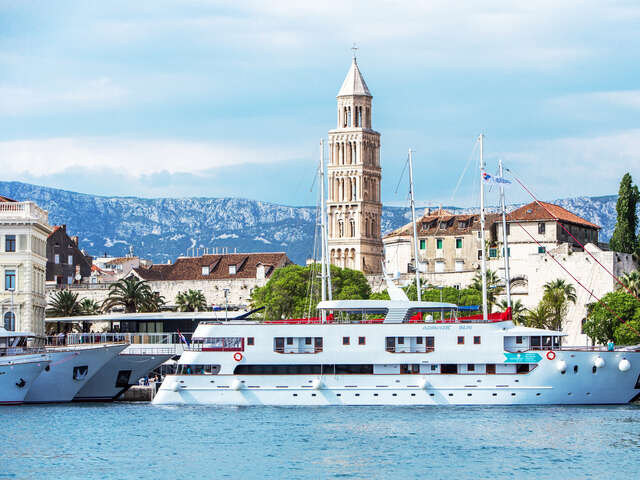 Experience the Best of Croatia's Charming Coastline with Riviera