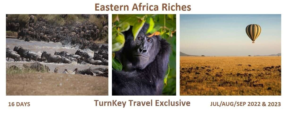 Eastern Africa Riches