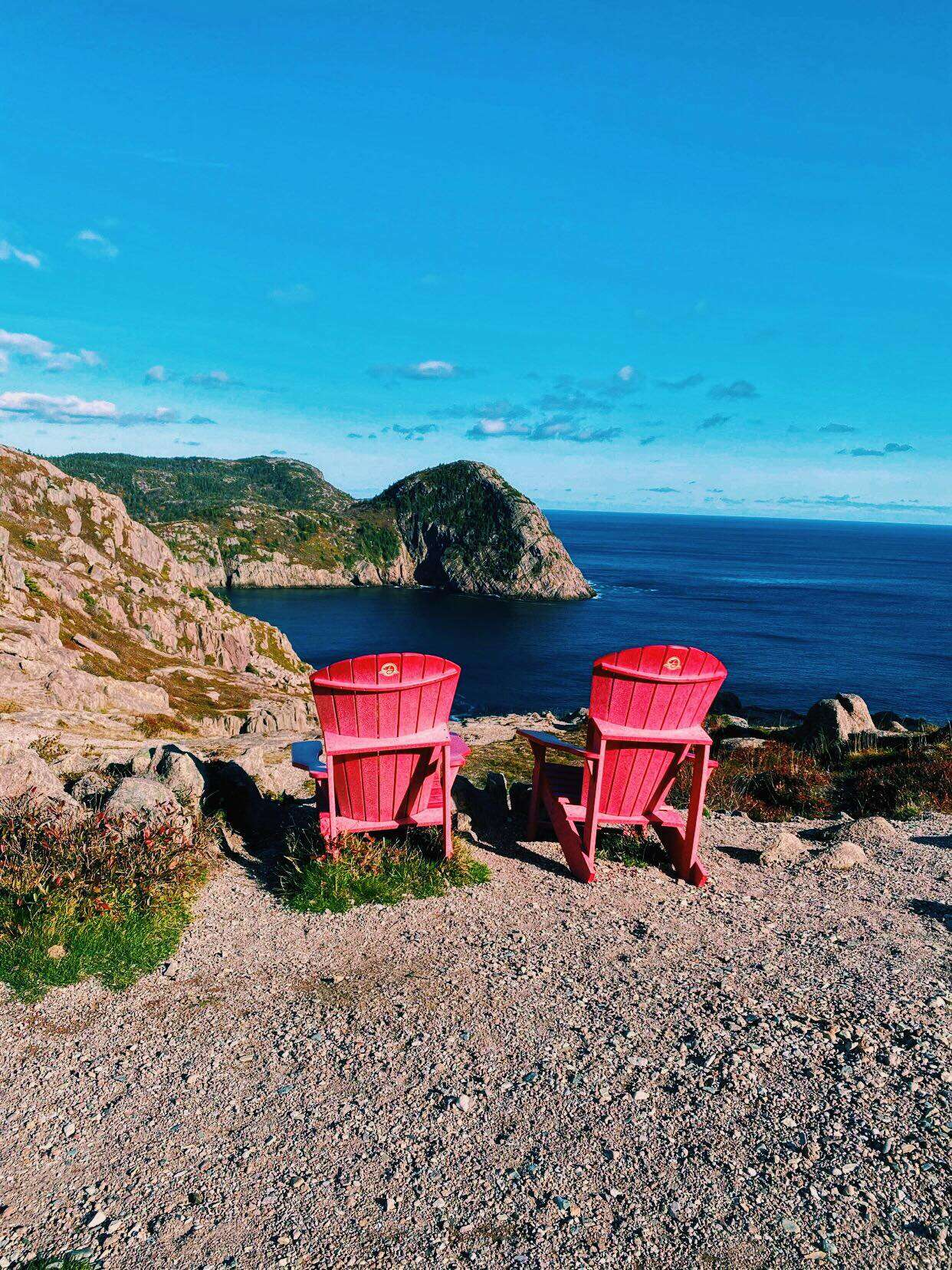 Atlantic Bubble Trip to St. John's Newfoundland!