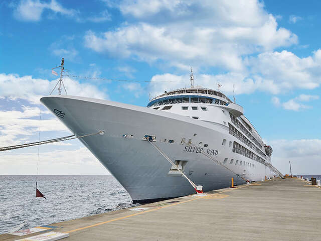 Silversea Leverages Booming Demand for Ultra-Luxury Polar Travel with Ice-Class Conversion of Silver Wind