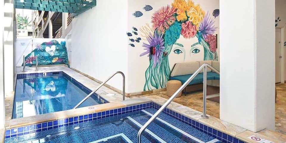 March vacation at Waikiki Malia by Outrigger