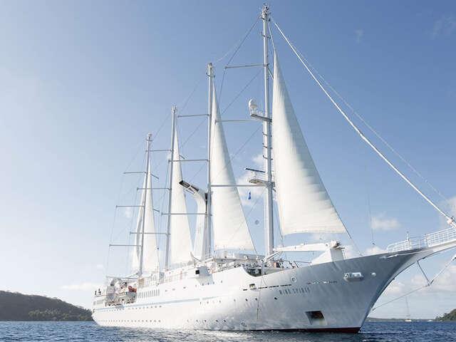 Windstar Cruises Resumes Operations in Islands of Tahiti