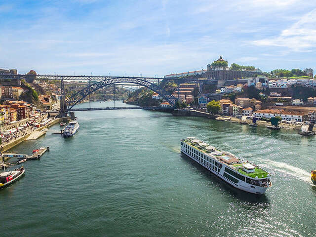 Emerald Cruises' Culinary Sailing in Portugal with Chef Michael Bonacini Rescheduled for July 2022