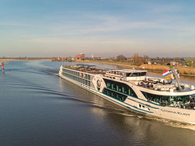 Riviera River Cruises adds 6 new European itineraries