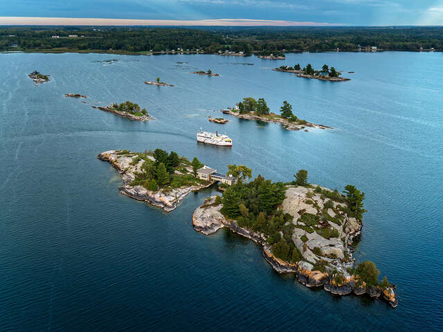 Cruising Canada: Thousand Islands – Set Amidst the Splendour of the St. Lawrence River, A Voyage Here is a Journey of Discovery