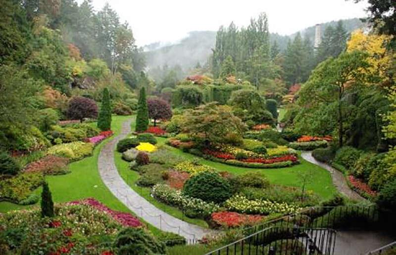 Gardens, High Tea And Victoria