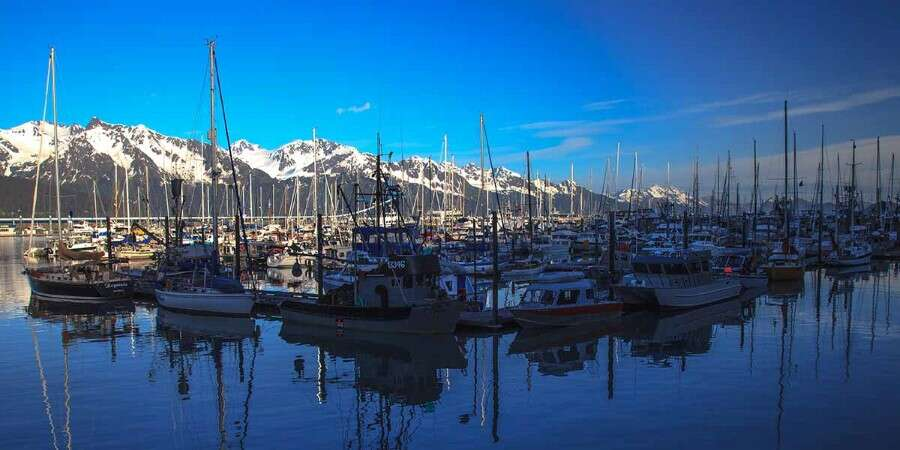 Start of the Expedition - Anchorage / Seward- Embarkation