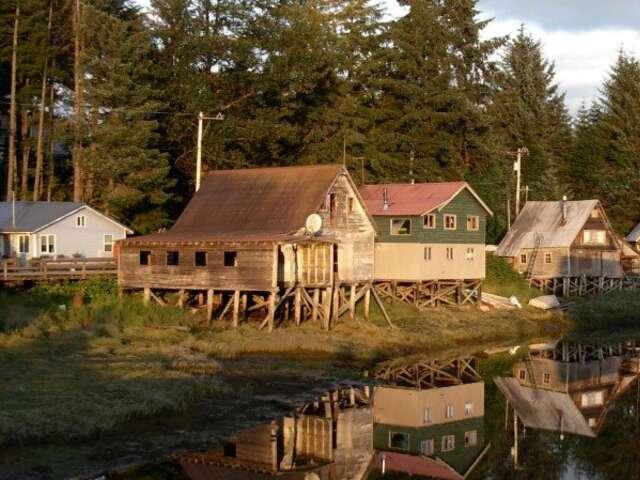 Treasures of the Alaskan Coast (Southbound)