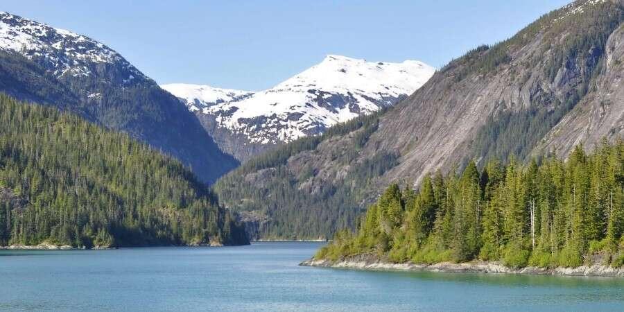 Day 5 - Tracy / Endicott Arm Fjords, Alaska