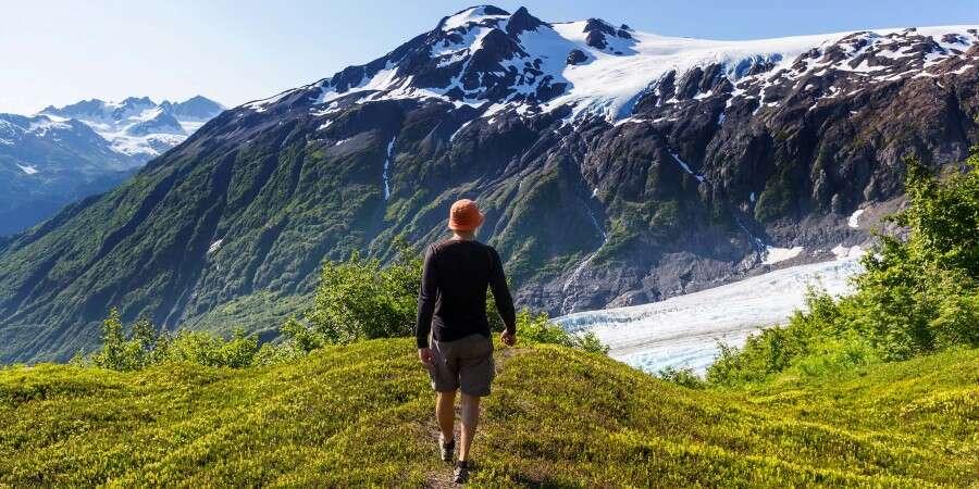 Alaska Scenery and wildlife, Start of the Expedition - Seward, Alaska