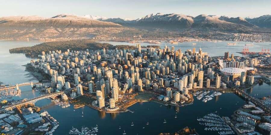 Vibrant Vancouver  - Vancouver