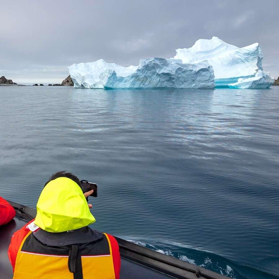 The White Continent  - Antarctica