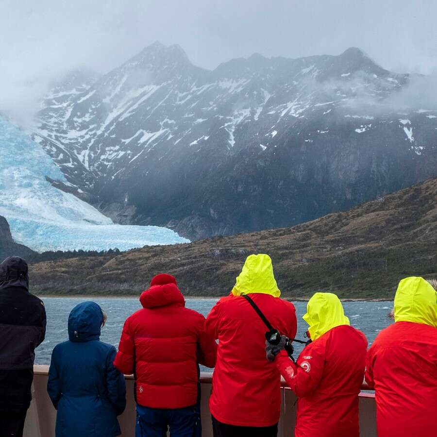 Relax and unwind - Drake Passage & Beagle Channel