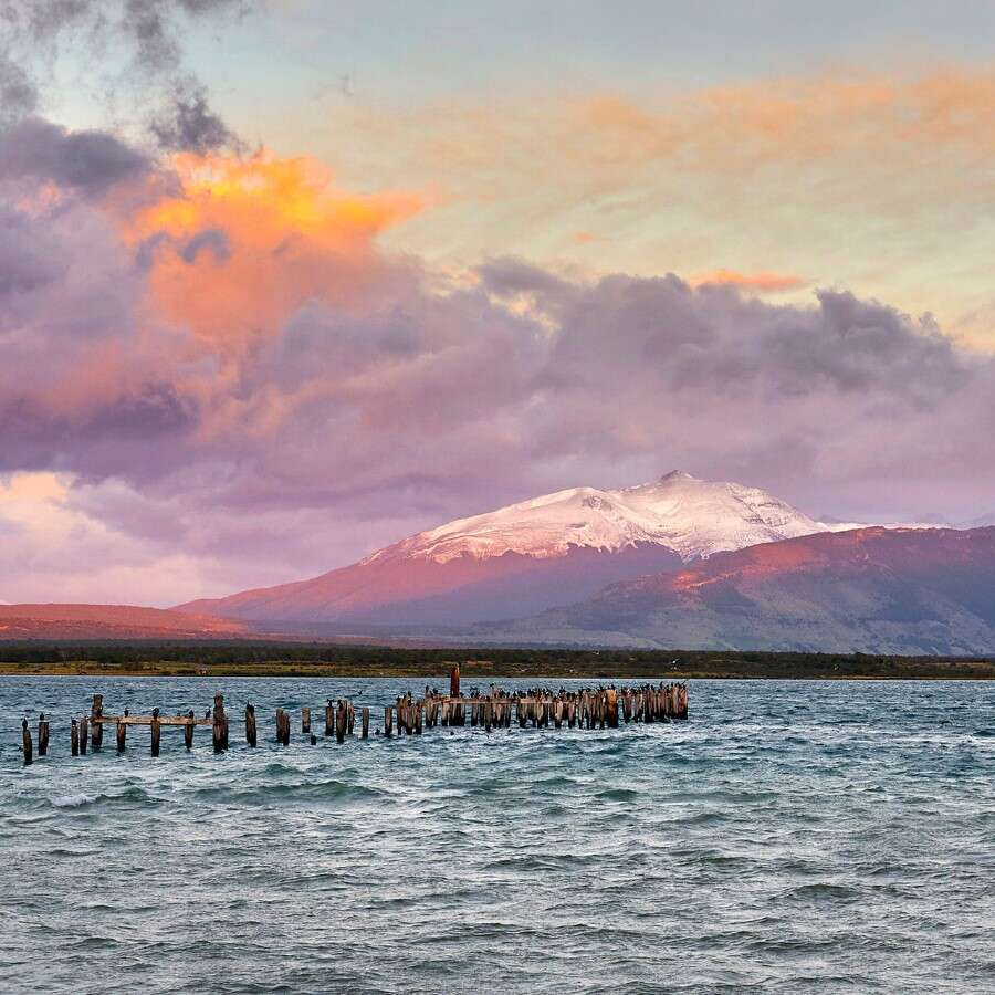Fabled Patagonian waters - At sea