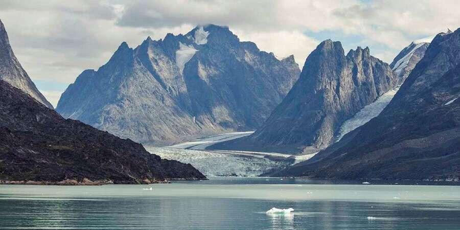 Exploration Day - Evighed Fjord