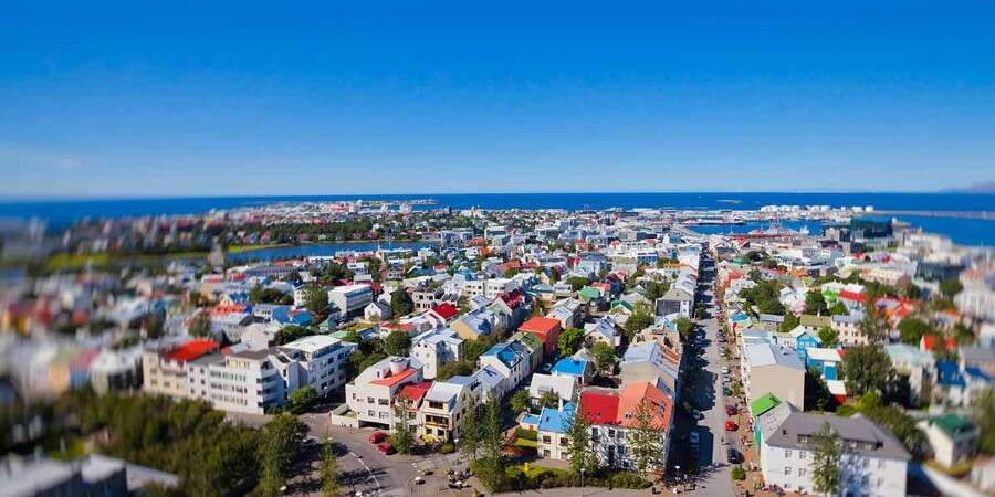Capital of Iceland - Reykjavik, Iceland - Embarkation - Full Day