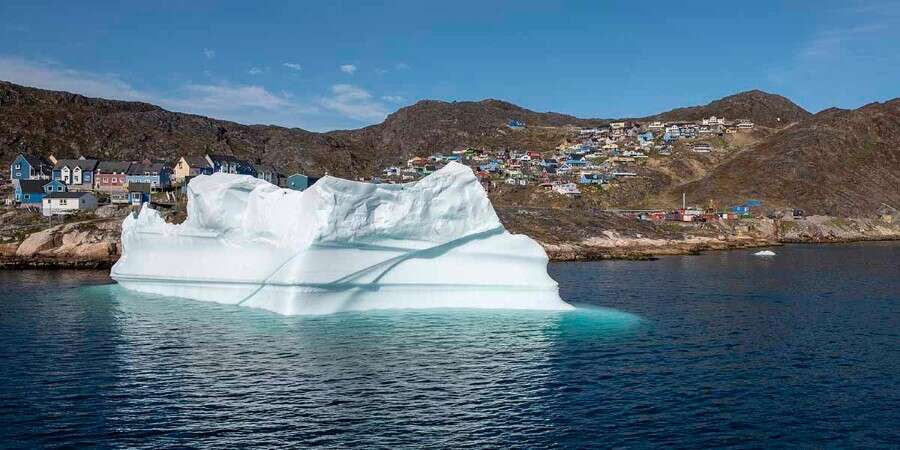"""""""Kalaallit Nunaat"""" – Land of the People - Qaqortoq - Full Day"""