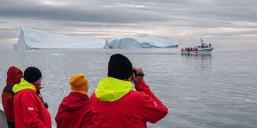 Icefjord - UNESCO World Heritage Site - Ilulissat