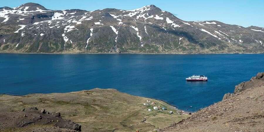 Remote Ruins and Natural Beauty - Djupavik - Full Day