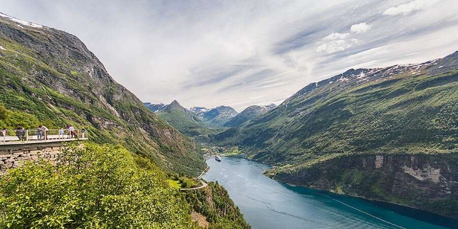 The Famed Fjords of Norway - Geiranger, Norway