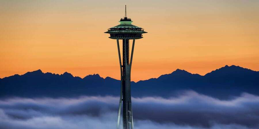 The Emerald City - Seattle, USA - Full Day
