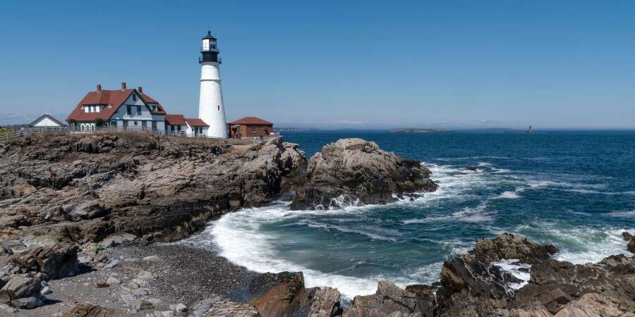 The Best of New England - Portland, Maine