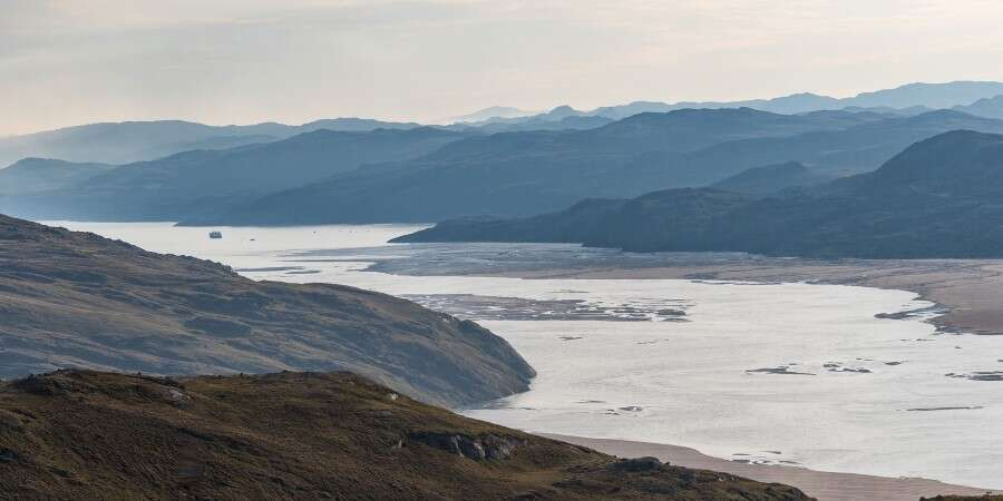 Toward the World's Largest Island - Kangerlussuaq, Greenland