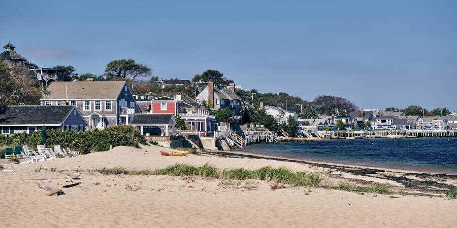 On the Peninsula of Cape Cod - Provincetown, Massachusetts