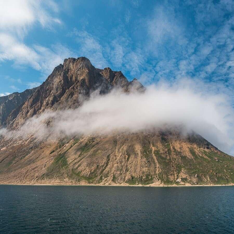 'Place of spirits' - Northern Labrador