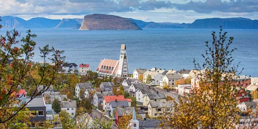 The Northernmost Town in the World - Hammerfest - Half Day