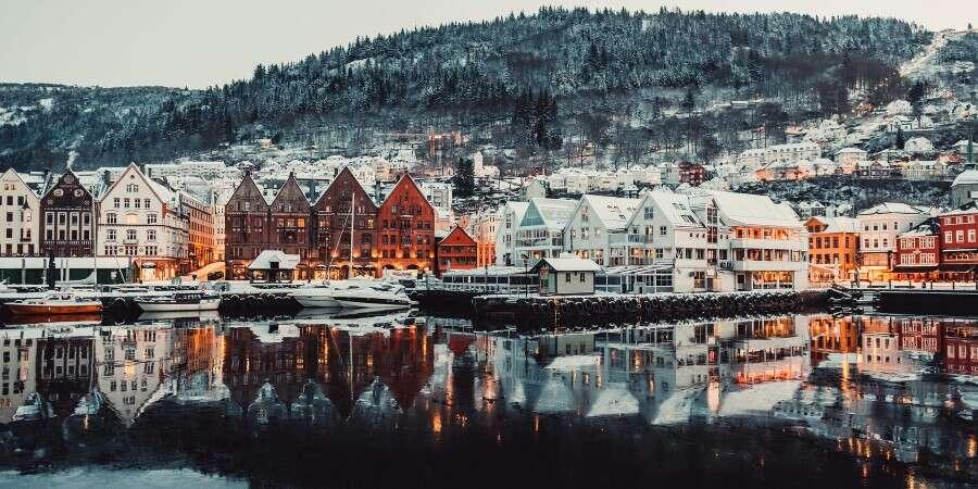 Discover Bergen Before Departure  - Bergen
