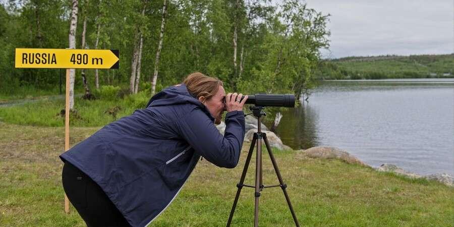 Next to the Russian border - Båtsfjord – Kirkenes