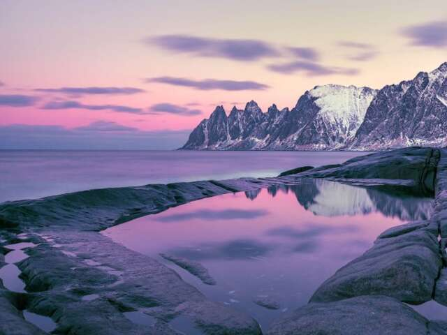 Dover - NorthCape - Dover: Northern Lights and Fjords Expedition