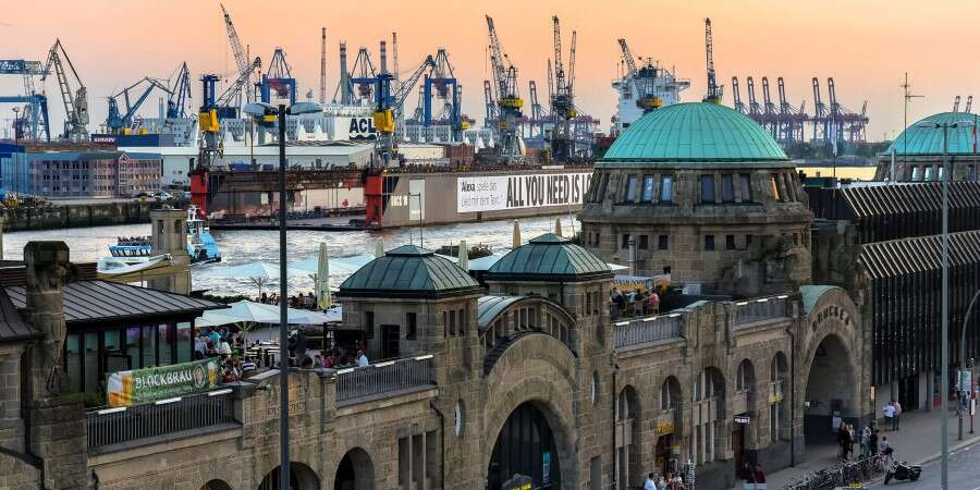 Return to Hamburg - Hamburg, Germany