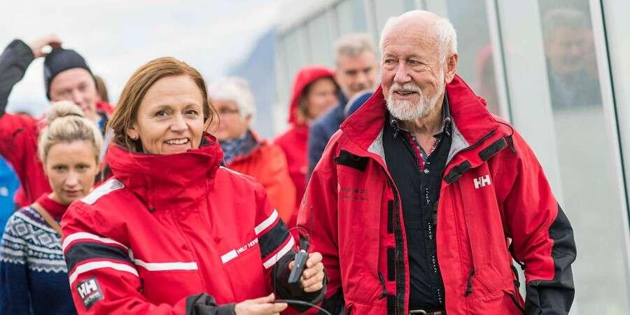 Norway Bound - Sea Day