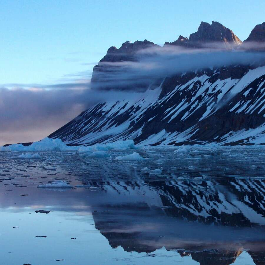 South Spitsbergen National Park - Burgerbukta, Svalbard