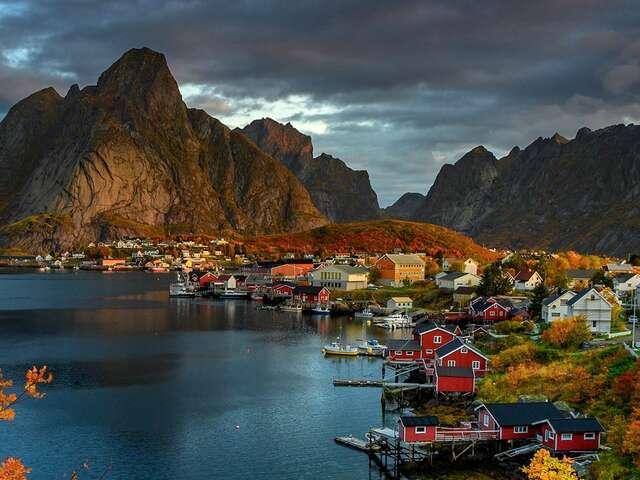 The Norwegian Coast and Svalbard Autumn Cruise