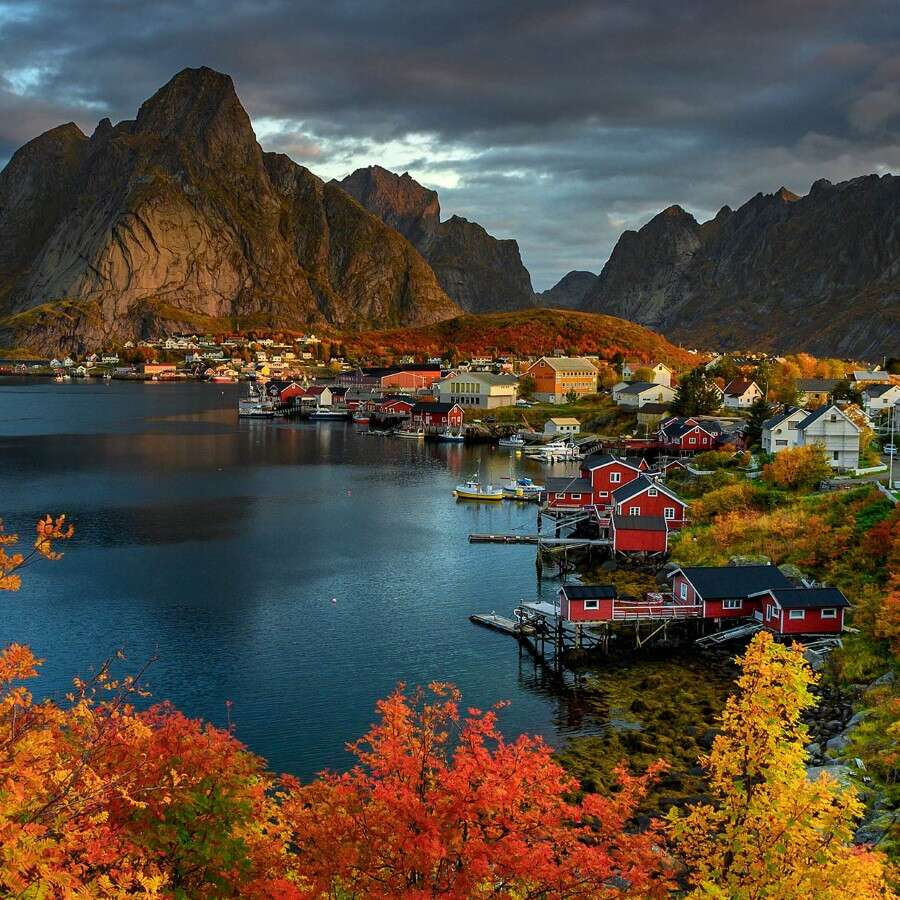 Cod: The fish that built Norway - Svolvær, Norway