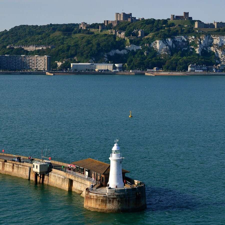 Back to Dover  - Dover