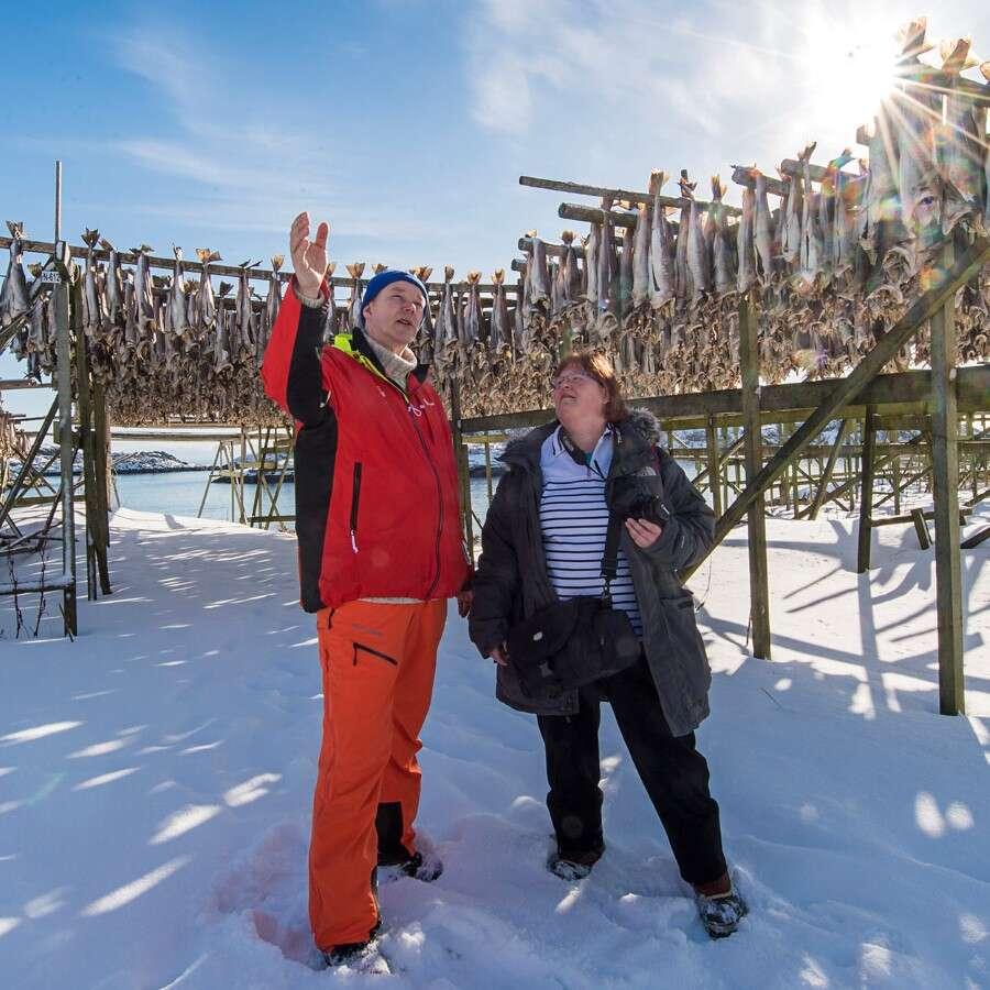 Winter in the Arctic - Svolvær