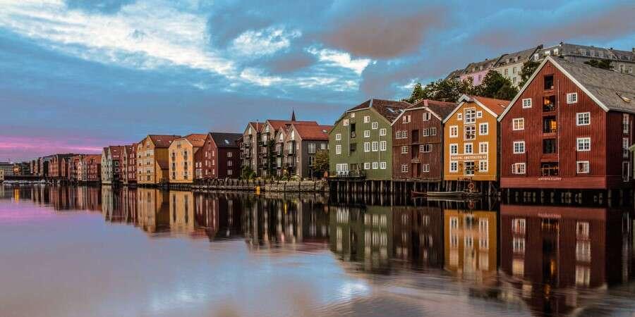 Experience Trondheim - Trondheim - Ålesund