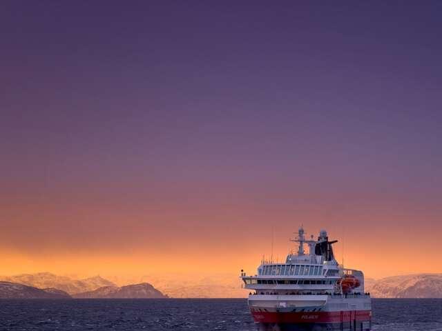 Norway: Svolvær - Kirkenes